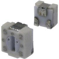 Trimr Bourns 3313J-1-101E, 100 Ω, 0,125 W