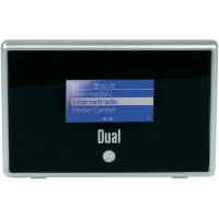 Internetové rádio Dual IR 1 A, bez reproduktoru s Line výstupem