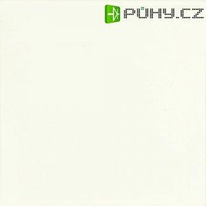 Teplovodivá fólie Kerafol U23 (bez silikonu), 100 x 100 mm, bílá