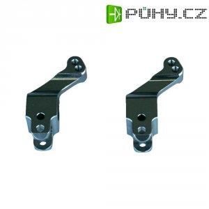 CNC hliníkový držák těhlice zadní Reely, 1 pár (M01177)