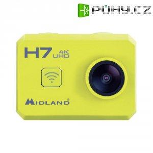 Sportovní outdoorová kamera Midland H7 C1236 Ultra HD, Wi-Fi