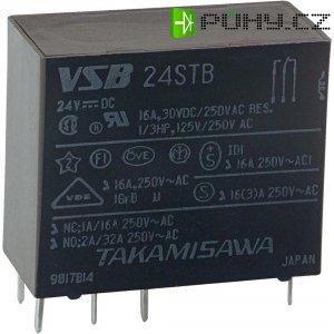 Relé deska Takamisawa VSB-24STB, 24 V