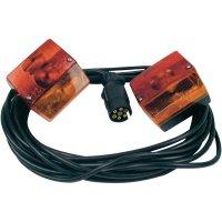 Sada světel s magnetickým držákem, 330418, červená/oranžová