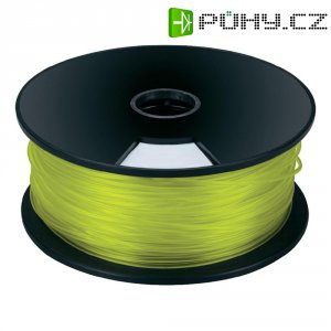 Náplň pro 3D tiskárnu Velleman, PLA3Y1, 3 mm, 1 kg, žlutá