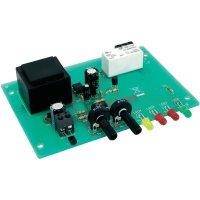 Teplotní spínač s kontrolním čidlem, -10 až 110 °C, 220 - 240 V/AC (stavebnice)