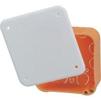 Rozbočovací krabice, oranžová, 349300005