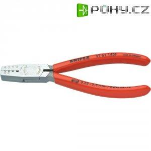 Lisovací kleště na koncové dutinky Knipex 97 61 145 F, 0.25 až 2.5 mm²
