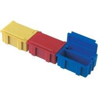 ESD SMD box vodivý Licefa N2-11-11-8-8, (d x š x v) 37 x 12 x 15 mm, modrá