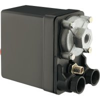 Vodní tlakový spínač 1.5 až 3 bar 230 V, 400 V M-6