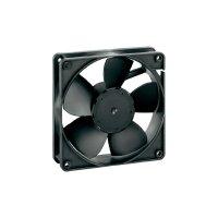 Axiální ventilátor EBM Papst 4312 NGN, 12 V, 43 dBA, 119 x 119 x 32 mm, černá
