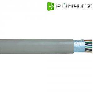Řídicí kabel Faber Kabel J-Y(ST)Y (100011), 7,5 mm, stíněný, šedá, 1 m