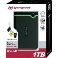 Externí pevný disk, Transcend TS1TSJ25M3, 1 TB, USB 3.0