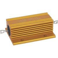 Rezistor ATE Electronics, 100 Ω, 5 %, axiální vývody, 100 W, 5 %
