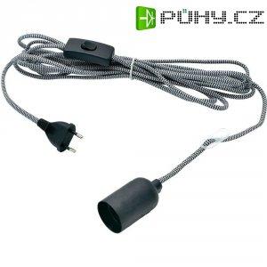 Připojovací kabel Konstsmide, 5 m, černá/bílá