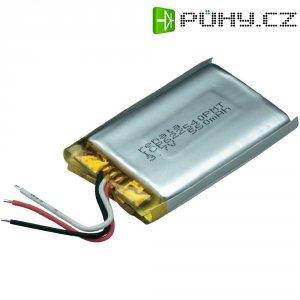 Akumulátor Li-Pol Renata, 3,7 V, 600 mAh, ICP622540PMT