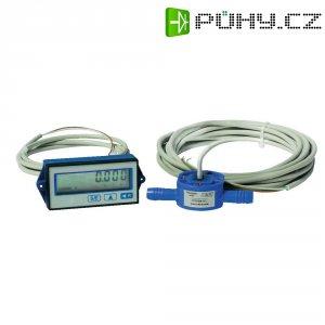 Senzor průtoku B.I.O-TECH e.K. Multi-Flow-Midi MFM 1.0, 5 - 24 V/DC, 6 - 780 l/h, (d x š x v) 83.3 x 45.6 x 20.4 mm