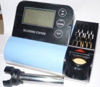 Pájecí stanice ZD8903ESD 230V/40W 160-480°C, drobné poškození