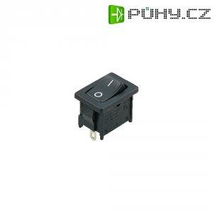 Kolébkový spínač, 1x vyp/zap, 250 V/AC, 10 A