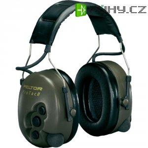 Ochrana sluchu Peltor Pro Tac zelená