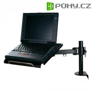 """Držák pro notebook, 25,4 - 56 cm (10\"""" - 22\"""") nosnost 15 kg, černý"""
