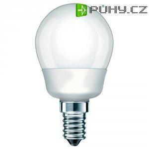 Úsporná žárovka kulatá Narva KLE-M Colourlux Plus E14, 7 W, teplá bílá