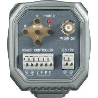 Vnitřní kamera Sygonix 420 TVL, 6,35 mm Sony CCD, 12 VDC, 3.9 - 85.8 mm