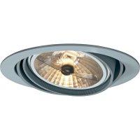 Vestavné svítidlo Sygonix Bari AR111, 100 W, G53, šedá