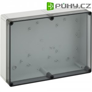 Instalační krabička Spelsberg TK PS 3625-11-t, (d x š x v) 360 x 254 x 111 mm, polykarbonát, polystyren, šedá, 1 ks