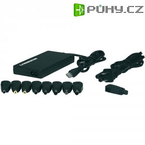 Síťový adaptér pro notebooky Manhattan, 15 - 24 VDC, 70 W
