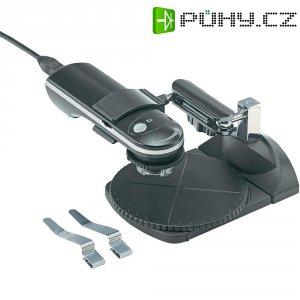 Plochá mikroskopová USB kamera