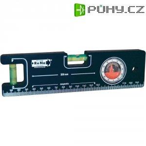Kapesní vodováha RONA, délka 200 mm, šířka 20 mm, výška 55 mm