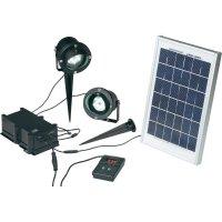 Sada solárních bodových svítidel LED-6V V2