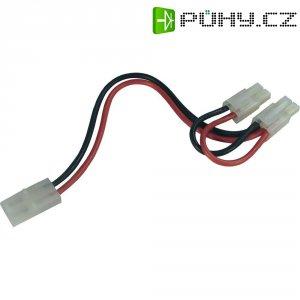 Y kabel akumulátoru paralelní s Tamiya konektory Modelcraft