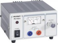 Lineární laboratorní sítový zdroj Voltcraft PS-1152 A, 1.5 - 15 VDC, 1.5 A