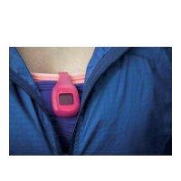 Fitness krokoměr fitbit Zip, magenta
