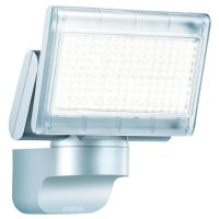 Venkovní LED reflektor Steinel 659714 denní bílá, 119 W, stříbrná