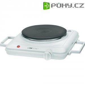 Přenosný jednoplotýnkový vařič Clatronic EKP3582