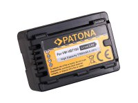 Baterie foto PANASONIC VBK180 1790mAh PATONA PT1102