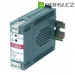 Zdroj na DIN lištu TracoPower TCL 024-105DC, 5 V/DC, 5 A