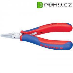 Ploché kleště pro elektroniku Knipex 35 12 115, 115 mm