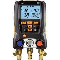 Digitální servisní přístroj pro chladící systémy testo 550-1 + sonda