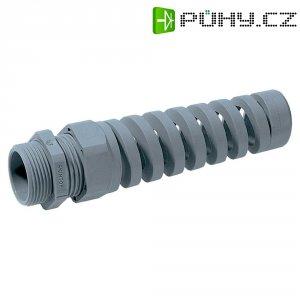 Kabelová průchodka LappKabel Skintop® BS-M 12 x 1.5 (53111600), M12, stříbrnošedá