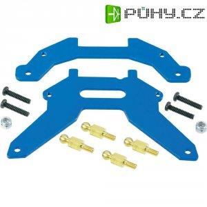 Hliníkový držák tlumiče přední/zadní Reely (HB7602)