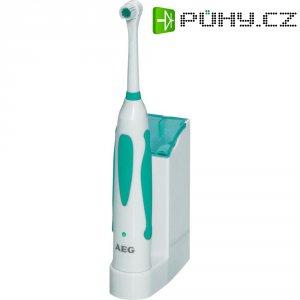 Elektrický zubní kartáček AEG EZ 5623, 520623, 220-240 V, s akumulátorem, bílá, zelená