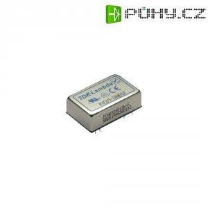 DC/DC měnič TDK-Lambda PXC05-48WD05, vstup 18-75 V/DC, výstup ± 5 V, ± 0,5 A, 5 W