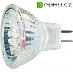 LED žárovka, 8960C5a, G4, 0,8 W, 12 V, 35 mm, studená bílá