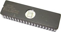 D8748H Intel- 8-bit microcontroler+EPROM, DIL40