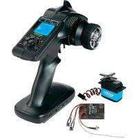 RC souprava volantová Carson Reflex Wheel Pro II, 3-kanálová, 2,4GHz FHSS