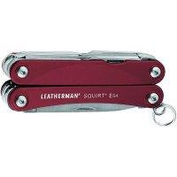 Multifunkční nářadí LeathermanSquirt ES4, červená