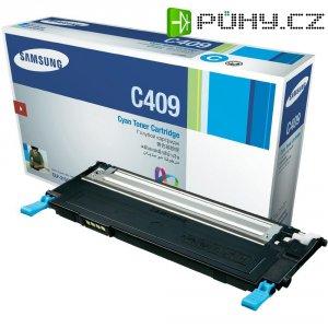 Originální toner Samsung CLT-C4092S, CLT-C4092S/ELS, 1000 stránek, cyan
